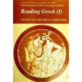 Reading Greek (I). Textos, vocabulario y ejercicios. - Imagen 1