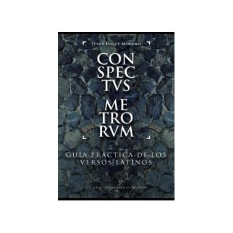 Conspectvs Metrorum. Guái práctica de los versos latinos