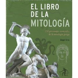 El libro de la mitología. 250 personajes esenciales de la mitología griega