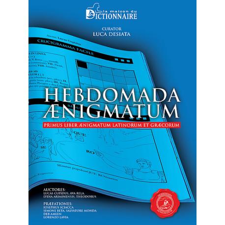 Hebdomada Aenigmatum. Crucigramas en latín