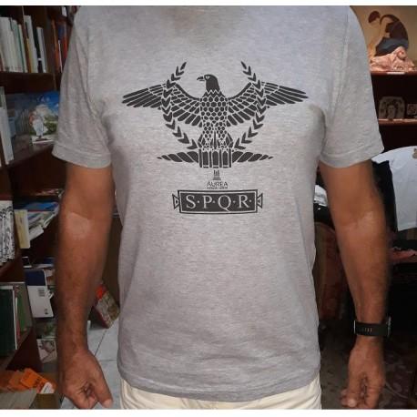 """Camiseta """"S.P.Q.R."""""""