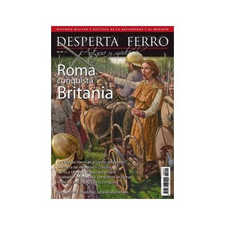 Roma conquista Britania.Revista Desperta Ferrro.55