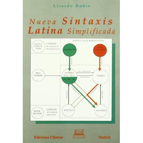 Nueva sintaxis latina simplificada