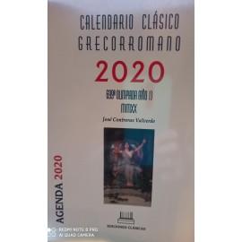 CALENDARIO CLÁSICO GRECORROMANO. AGENDA 2020