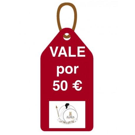 Vale por 50 €