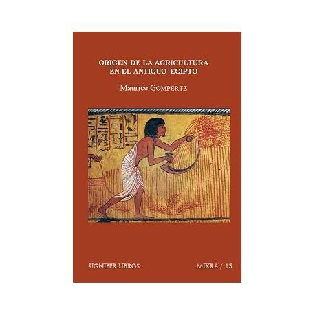 Origen de la agricultura en el Antiguo Egipto