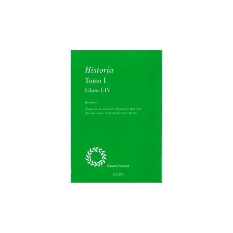 Historia. Tomo I Libros I-IV