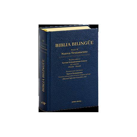 Biblia Bilingüe - II. Nuevo Testamento