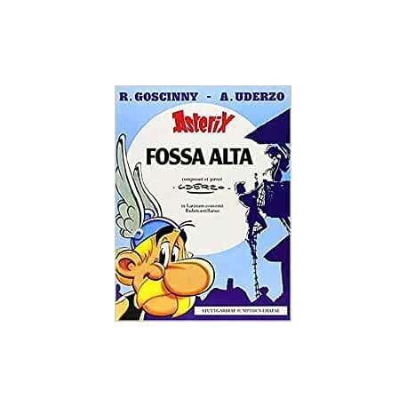 Asterix Fossa Alta. Asterix en latín
