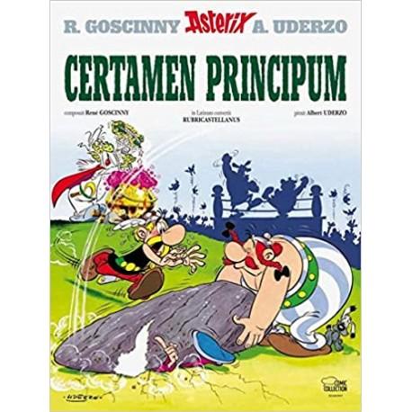 Certamen Principum. Asterix en latín