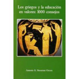 Los griegos y la educación en valores: 1000 consejos. - Imagen 1