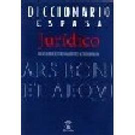 Diccionario jurídico. Ars boni et aequi. - Imagen 1