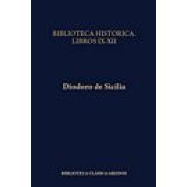 Biblioteca histórica. Libros IX-XII - Imagen 1