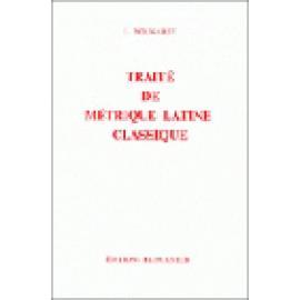 Traité de métrique latine classique - Imagen 1