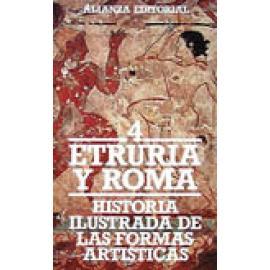 Historia ilustrada de las formas artísticas IV: Etruria y Roma - Imagen 1