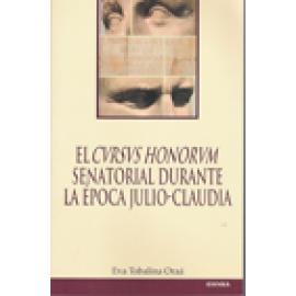 El cursus Honorum senatorial durante la epoca Julio-Claudia - Imagen 1