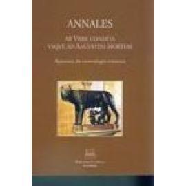 Annales. Ab urbe condita usque ad augustini mortem. Apuntes de cronología romana - Imagen 1