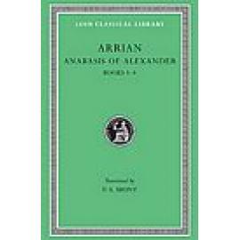 Arrian, II, Anabasis of Alexander Books 5-7. Indica - Imagen 1