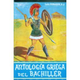 Antología griega del bachillerato - Imagen 1