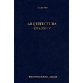Arquitectura. Libros I-V - Imagen 1