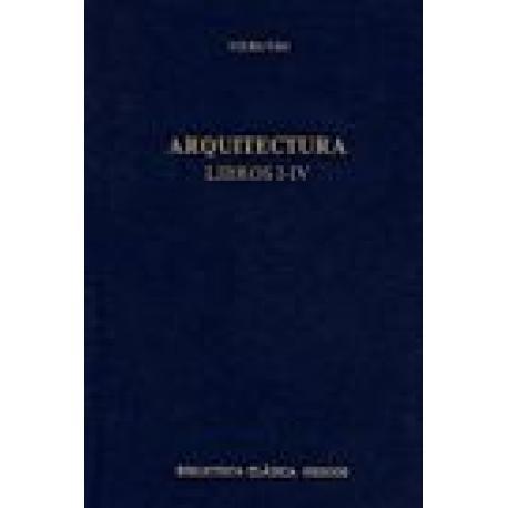 Arquitectura. Libros I-V