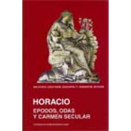 Epodos, Odas y Carmen Secular