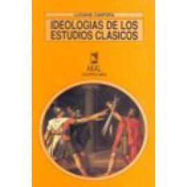 Ideologías de los estudios clásicos. - Imagen 1