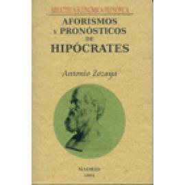 Aforismos y pronósticos de Hipócrates - Imagen 1