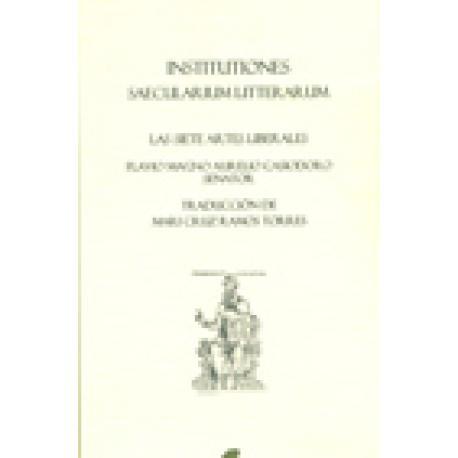 Institutiones Saecularum Litterarum - Las siete artes liberales