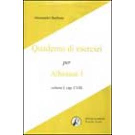 Quaderno di esercizi per Athènaze I. vol. I, cap. I-VIII. - Imagen 1