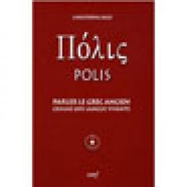 Πόλις Polis : Parler le grec ancien comme une langue vivante (1CD audio) - Imagen 1