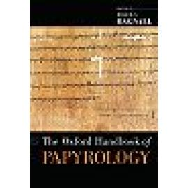 The Oxford Handbook of Papyrology - Imagen 1