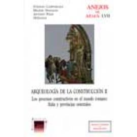 Arqueología de la construcción II. Los procesos constructivos en el mundo romano: Italia y provincias orientales - Imagen 1