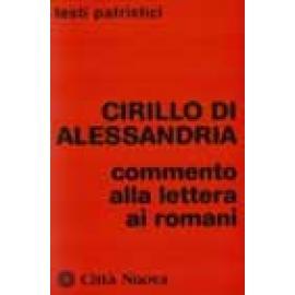 COMMENTO ALLA LETTERA AI ROMANI - Imagen 1