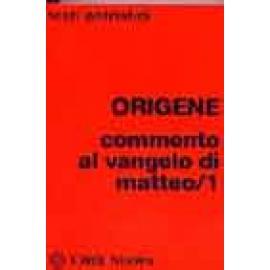 COMMENTO AL VANGELO DI MATTEO 1 - Imagen 1