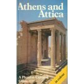Athens and Attica. a Phaidon cultural guide. In colour - Imagen 1