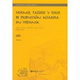 HORNOS, TALLERES Y FOCOS DE PRODUCCIÓN ALFARERA EN HISPANIA - Imagen 1