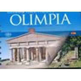 Olimpia- Pasado y Presente. Incluye CD-DVD ROM. Con reconstrucciones. - Imagen 1