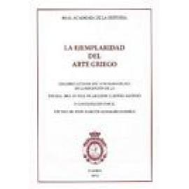 La ejemplaridad del Arte Griego - Imagen 1