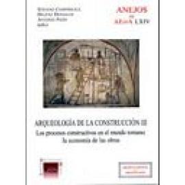 Arqueología de la construcción III. Los procesos constructivos en el mundo romano: la economía de las obras - Imagen 1