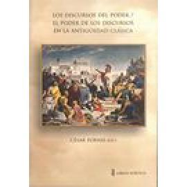 Los discursos del poder/El poder de los discursos en la Antigüedad clásica - Imagen 1