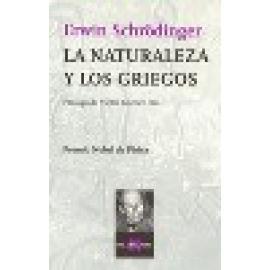 La naturaleza y los griegos. 2ª edición - Imagen 1