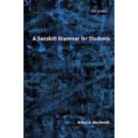 A sanskrit grammar for students - Imagen 1