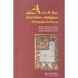 Arte de leer escrituras antiguas. Paleografía de lectura. - Imagen 1