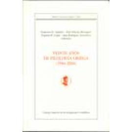 Veinte años de Filología Griega (1984-2004) - Imagen 1