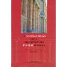 La scaenae frons en la arquitectura teatral romana - Imagen 1