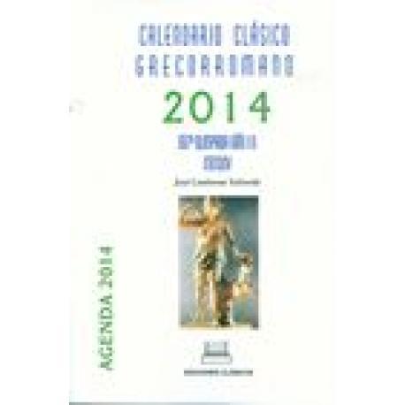 Calendario clásico graecorromano 2014. 697ª Olimpiada mmxiv