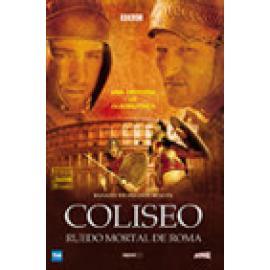 Coliseo. Ruedo mortal en Roma. Una historia de gladiadores basado en hechos reales. DVD - Imagen 1