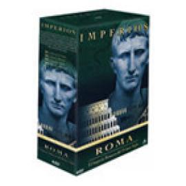 Roma. El Imperio Romano en el siglo Primero. 4 DVD. - Imagen 1
