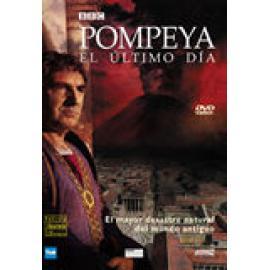 Pompeya. El último día. El mayor desastre natural del mundo antiguo.DVD - Imagen 1